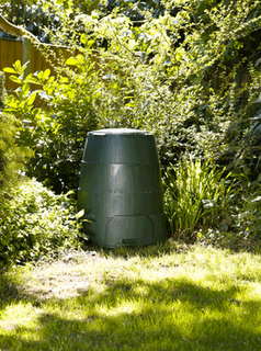 Green Apartment Living: The Green Cone Composting