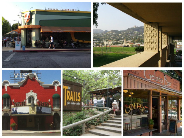 These Are a Few of My Favorite Things: Los Feliz
