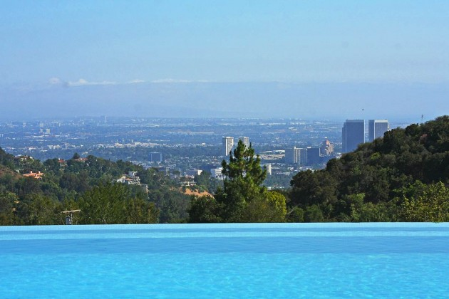 LUXURY LEASE: 8 Beverly Ridge Terrace, Beverly Hills