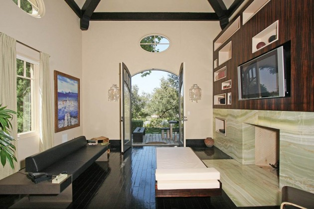 LUXURY LEASE: 8 Beverly Ridge Terrace, Beverly Hills