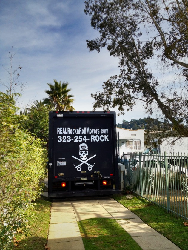 Movers That Rock