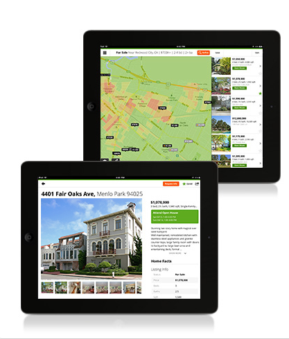 Trulia's New and Improved Ipad App!