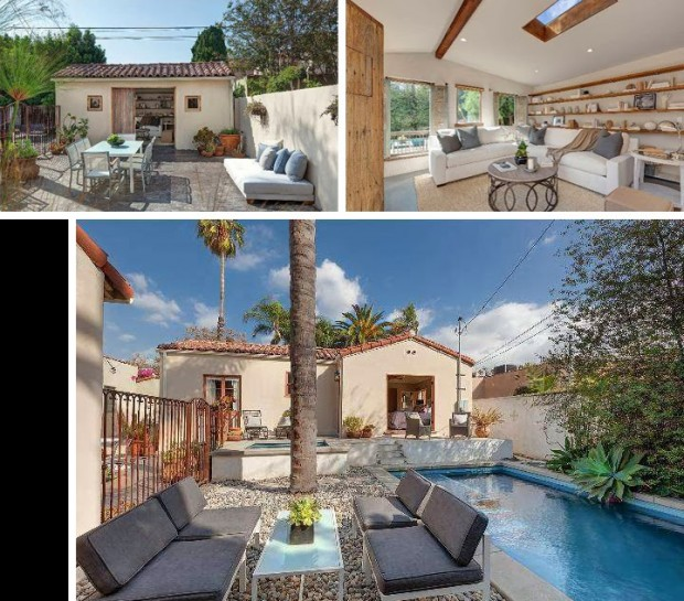 'Happy Endings' Actor Lists Spanish Bungalow in Mid-City West