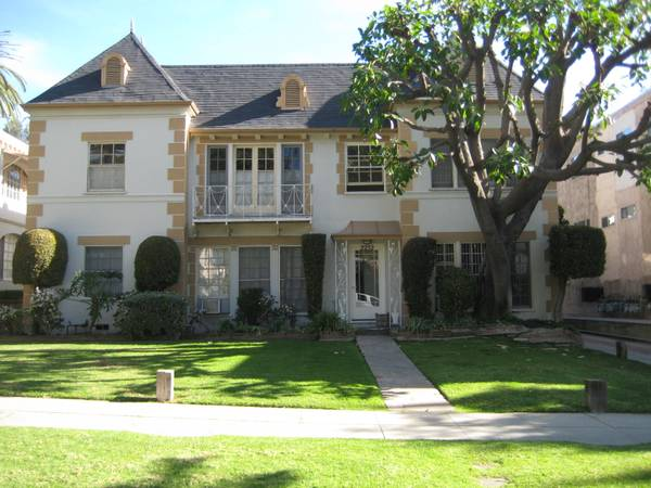Fabulous Find: Hollywood Land 1930's French Normandy Picturesque 2+2+Parking (Beachwood Canyon)