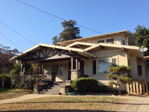 Los Feliz Lunchtime Architecture Slideshow: Around the Corner from the TRG Office
