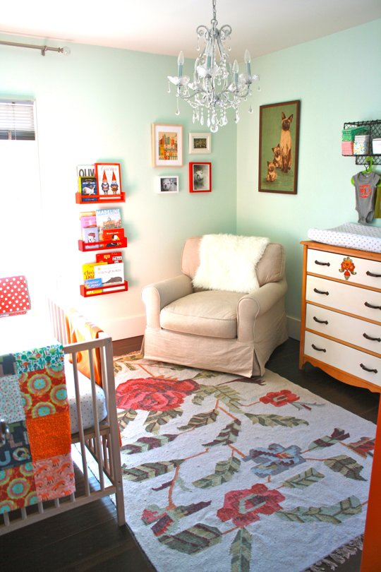 Possibly the Cutest Nursery on the Eastside