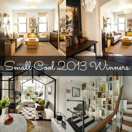 Check out Apartment Therapy's Small Cool Winners!