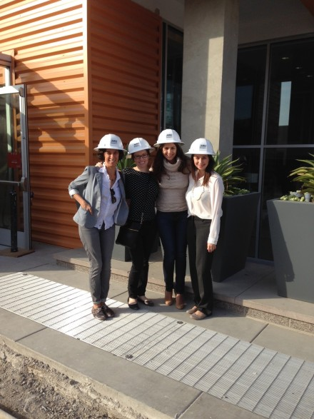 Our Sneak Peak Hard Hat Tour of the Hottest New Development in Glendale!