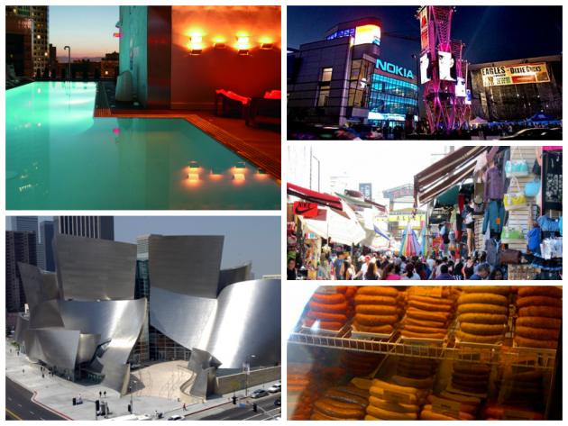 These Are a Few of My Favorite Things: Downtown L.A.