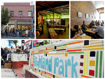 These Are a Few of My Favorite Things: Highland Park