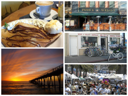 These Are a Few of My Favorite Things: Hermosa Beach