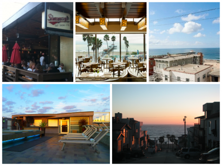 These Are a Few of My Favorite Things: Manhattan Beach