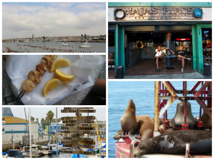 These Are a Few of My Favorite Things: Redondo Beach