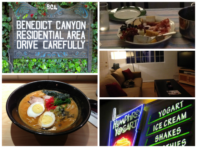 These Are a Few of My Favorite Things: Sherman Oaks/Studio City
