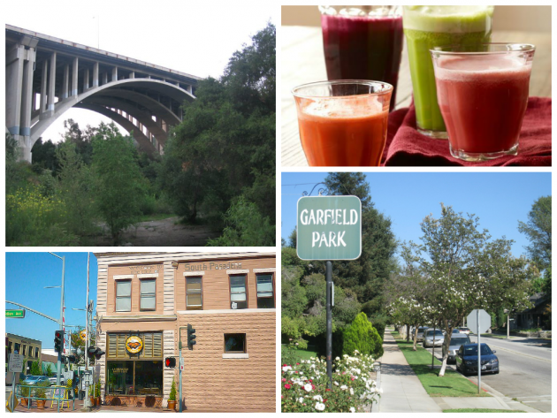 These Are a Few of My Favorite Things: South Pasadena