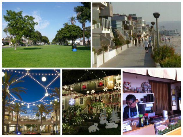 These Are a Few of My Favorite Things: Torrance