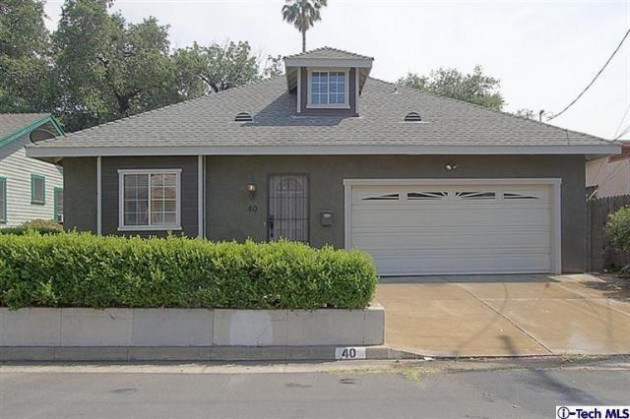 1ST TIME HOME BUYER SPECIAL: 40 Fair Oaks Drive, Pasadena