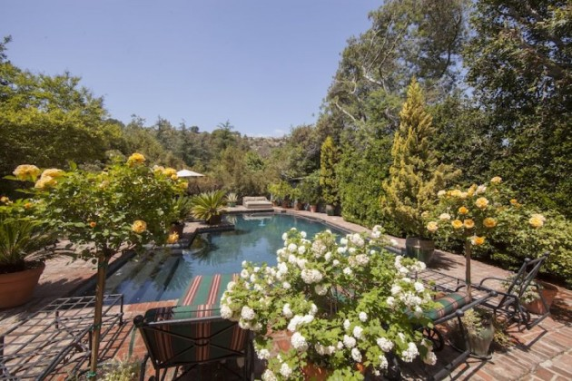 LUXURY LEASE: 2620 Benedict Canyon, Beverly Hills P.O.