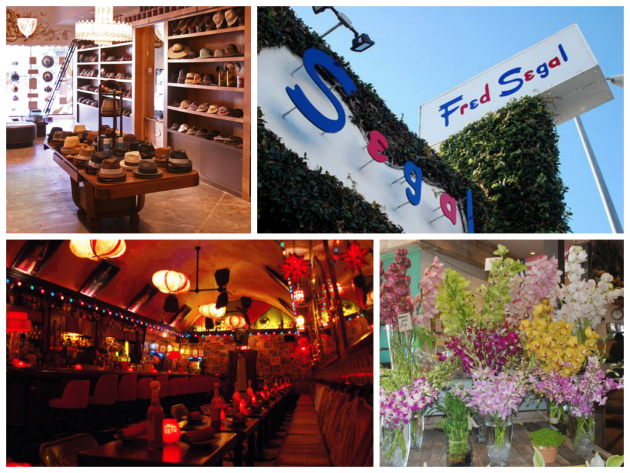 These Are a Few of My Favorite Things: West Hollywood