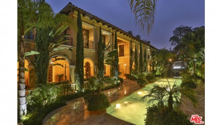 LUXURY LEASE: 909 HARTFORD WAY, BEVERLY HILLS