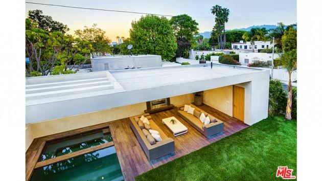 LUXURY LEASE: 855 N KILKEA DR, LOS ANGELES