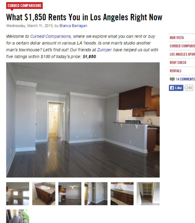 Vote for our Mt. Washington listing on Curbed LA!
