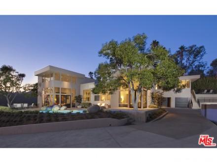 LUXURY LEASE: 1436 Summitridge Dr, Beverly Hills
