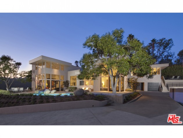 LUXURY LEASE: 1436 Summitridge Dr, Beverly Hills
