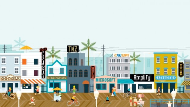 Silicon Valley Heads South to Silicon Beach