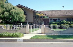 The Bradey Bunch House