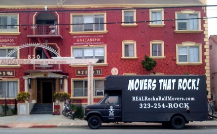 NEED HELP MOVING? WE KNOW MOVERS THAT ROCK!
