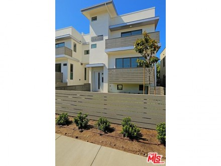 LUXURY LEASE: 4141 DUQUESNE #5, CULVER CITY