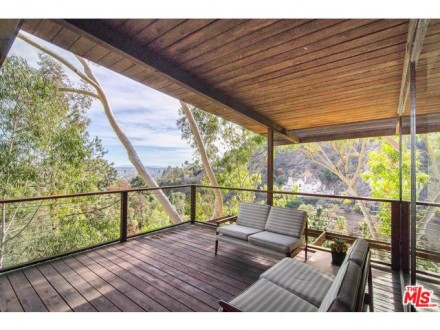LUXURY LEASE: 8030 HIGHLAND TRL, HOLLYWOOD HILLS
