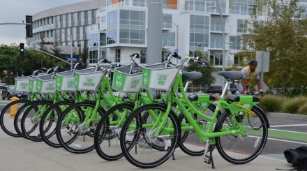 LA's First Bikeshare Program Has Launched in Santa Monica