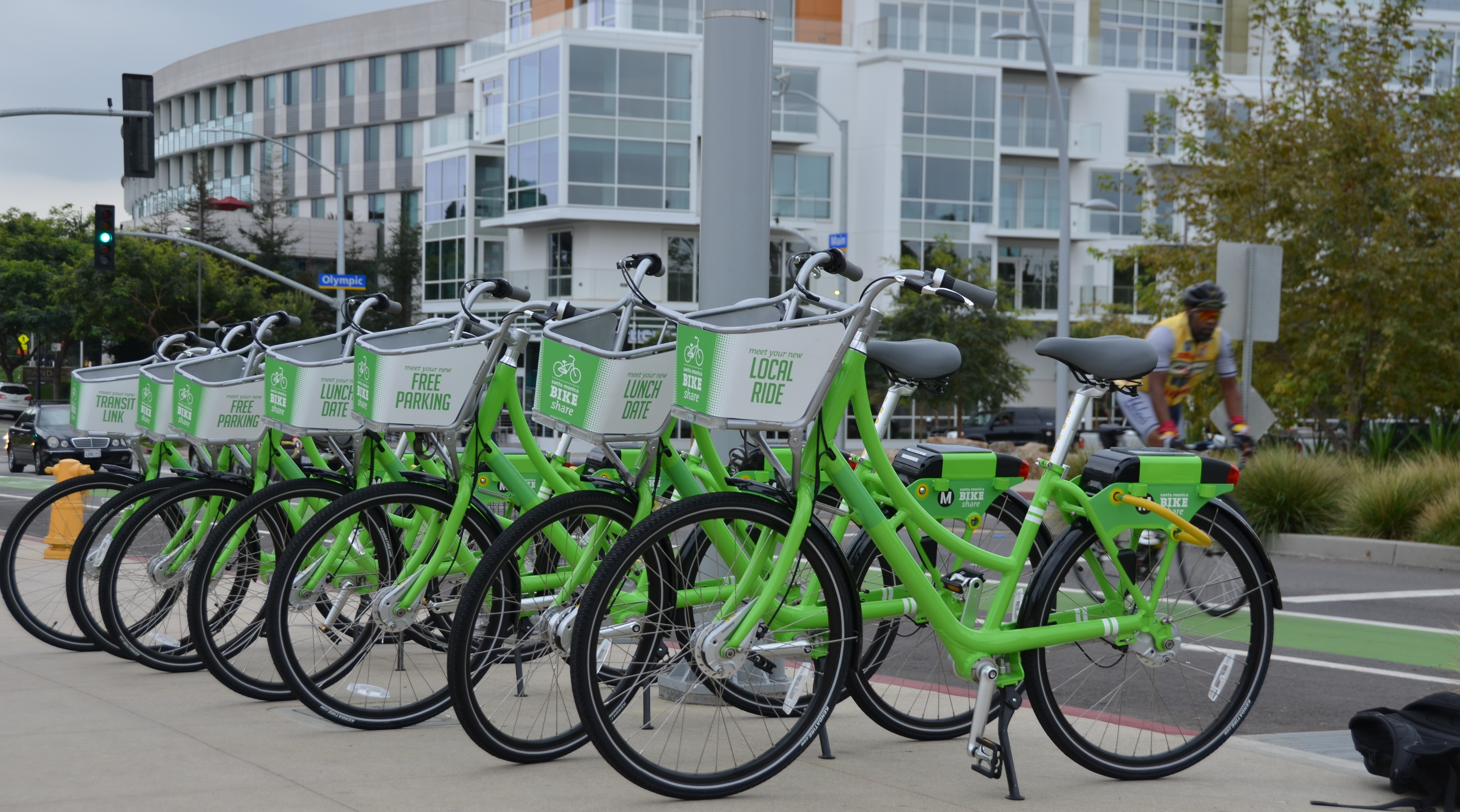 LA's First Bikeshare Program Has Launched in Santa Monica - The ...