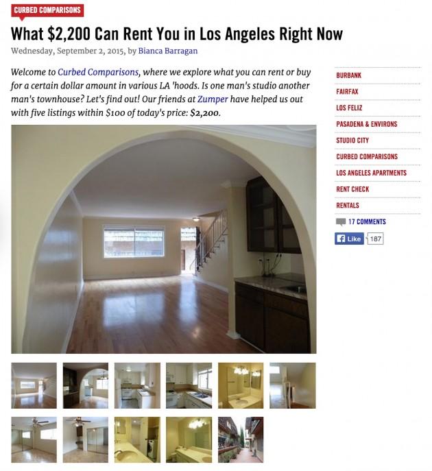Vote For Our Los Feliz Bungalow on Curbed LA!