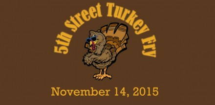 FRIED TURKEY CHARITY EVENT IN SANTA MONICA