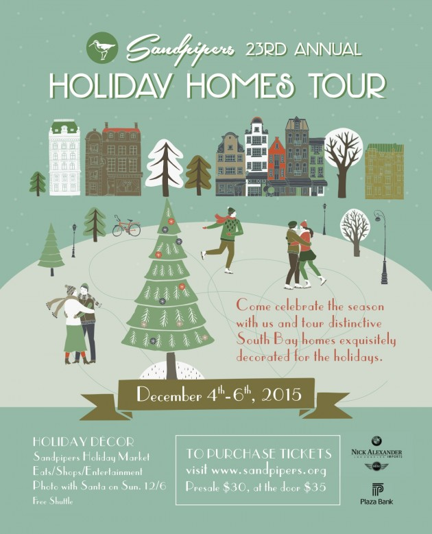 SOUTH BAY HOLIDAY HOMES TOUR