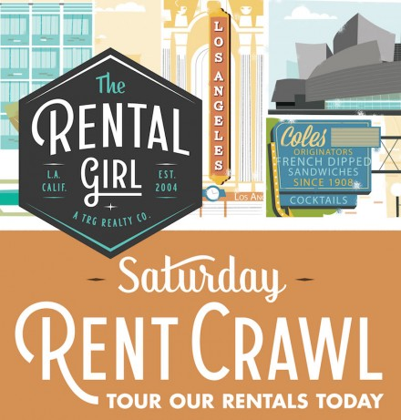 SATURDAY RENT CRAWL SCHEDULE | JULY 30