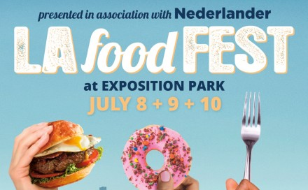 LA FOOD FEST THIS WEEKEND