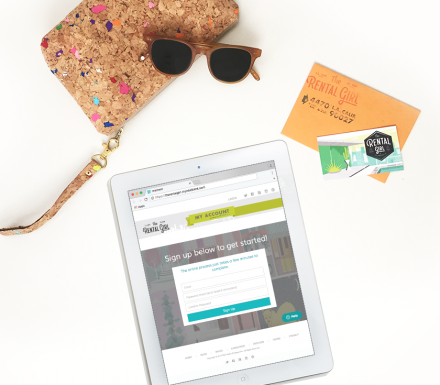 THE RENTAL GIRL LAUNCHES A.I. INSTANT ONLINE APPLICATION