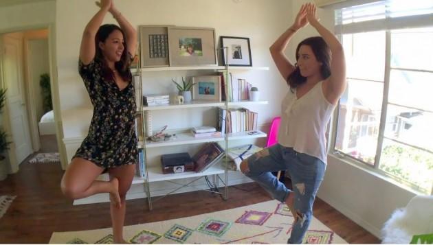 Sing and Get Zen! The Rental Girl Los Feliz Home Tour
