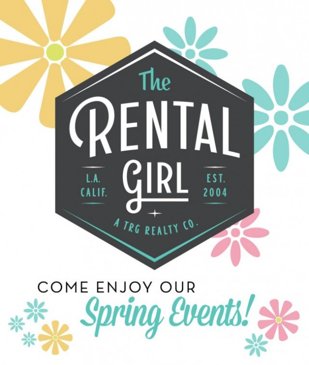THE RENTAL GIRL'S FREE SPRING EVENTS!