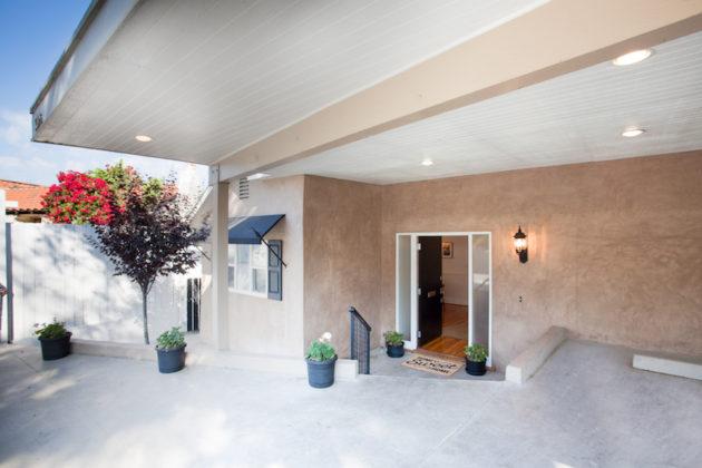 Hillside Home in Glassell Park