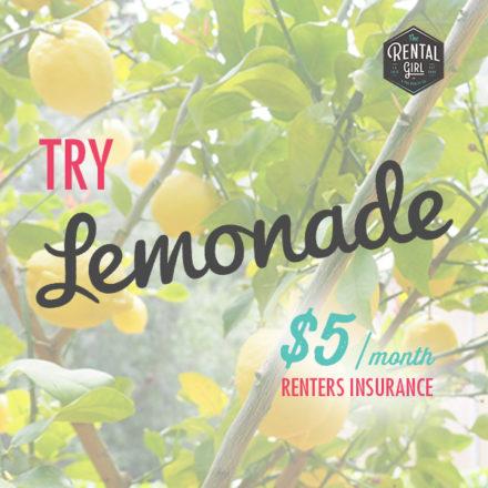 The Rental Girl Now Serving Lemonade!