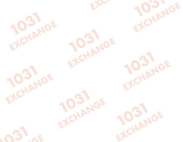 Upcoming Workshop: 1031 Exchange