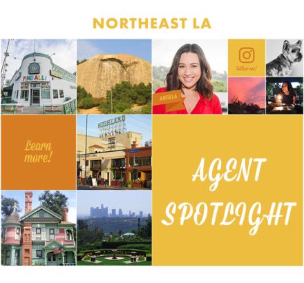 Agent Spotlight | Meet our NELA agent, Angela!