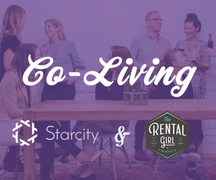 CO-LIVING | STARCITY