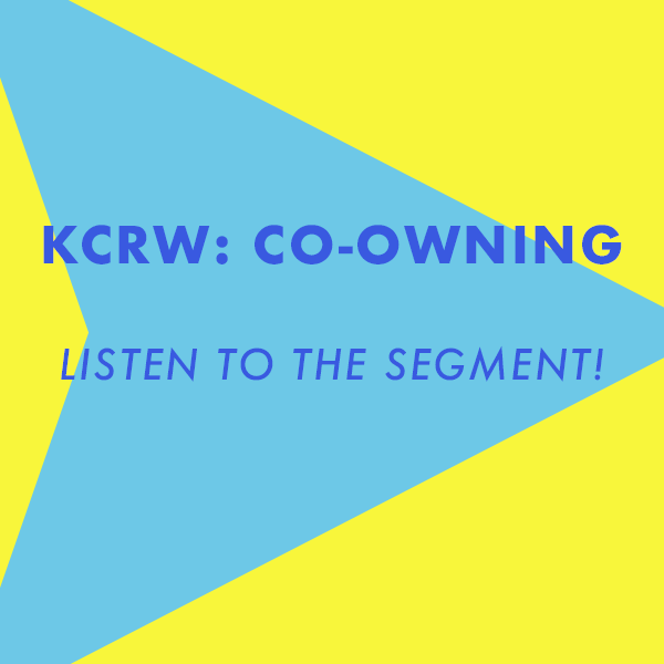 KCRW: Co-Owning Tenants in Common