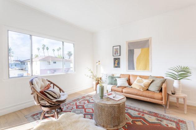 Sold! | 1224 1/2 N Hoover Street | $535,000 | TIC Sales